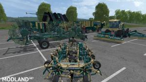 Krone, Newholland, Horch Mix Pack v 2.0 by Eagle355th, 26 photo