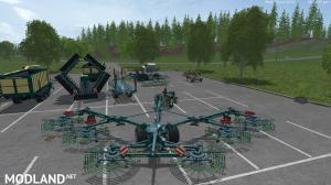Krone, Newholland, Horch Mix Pack v 2.0 by Eagle355th, 4 photo