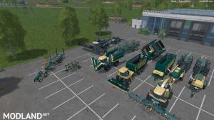 Krone, Newholland, Horch Mix Pack v 2.0 by Eagle355th, 9 photo