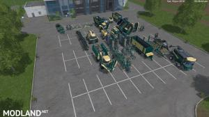 Krone, Newholland, Horch Mix Pack v 2.0 by Eagle355th, 1 photo
