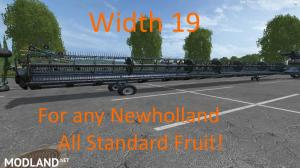 New Holland Pack V2_1 & Cat Truck and Trailer V2 Pack by Eagle355th, 4 photo
