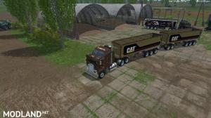 New Holland Pack V2_1 & Cat Truck and Trailer V2 Pack by Eagle355th, 14 photo