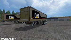 New Holland Pack V2_1 & Cat Truck and Trailer V2 Pack by Eagle355th, 5 photo