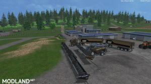 New Holland Pack V2_1 & Cat Truck and Trailer V2 Pack by Eagle355th, 1 photo