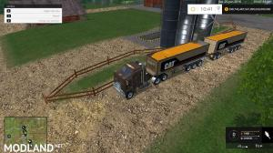 New Holland Pack V2_1 & Cat Truck and Trailer V2 Pack by Eagle355th, 16 photo