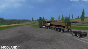 New Holland Pack V2_1 & Cat Truck and Trailer V2 Pack by Eagle355th, 17 photo