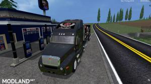 Dale Earnhart Cat Truck and Trailer v 1.0 By Eagle355th, 6 photo