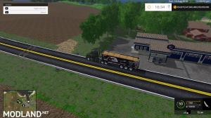 Dale Earnhart Cat Truck and Trailer v 1.0 By Eagle355th, 9 photo
