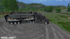 Budweiser Truck And Trailer Pack v 2.0 by Eagle355th, 3 photo