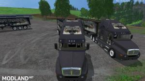 Budweiser Truck And Trailer Pack v 2.0 by Eagle355th, 4 photo