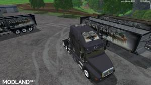 Budweiser Truck And Trailer Pack v 2.0 by Eagle355th, 5 photo
