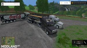 Budweiser Truck And Trailer Pack v 2.0 by Eagle355th, 8 photo