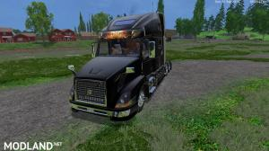 Grave Digger PeterBilt 379 truck & Trailer & Volvo Truck & Trailer v 1.1 by Eagle355th, 6 photo