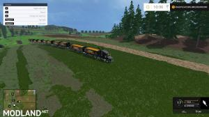 Grave Digger PeterBilt 379 truck & Trailer & Volvo Truck & Trailer v 1.1 by Eagle355th, 14 photo