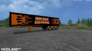 Grave Digger PeterBilt 379 truck & Trailer & Volvo Truck & Trailer v 1.1 by Eagle355th, 11 photo
