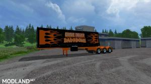 Grave Digger PeterBilt 379 truck & Trailer & Volvo Truck & Trailer v 1.1 by Eagle355th, 3 photo