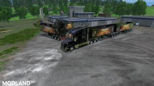 Grave Digger PeterBilt 379 truck & Trailer & Volvo Truck & Trailer v 1.1 by Eagle355th, 15 photo