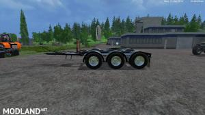 Grave Digger PeterBilt 379 truck & Trailer & Volvo Truck & Trailer v 1.1 by Eagle355th, 17 photo