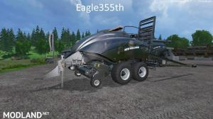 New Holland Pack Bones & Krone Autostack v 1.1 by Eagle355th, 5 photo