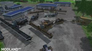 New Holland Pack Bones & Krone Autostack v 1.1 by Eagle355th, 10 photo