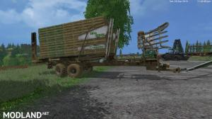 New Holland Pack Bones & Krone Autostack v 1.1 by Eagle355th, 9 photo