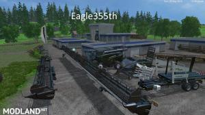 New Holland Pack Bones & Krone Autostack v 1.1 by Eagle355th, 8 photo