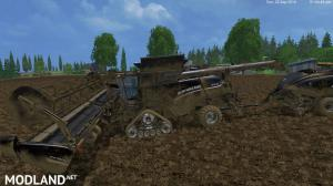 New Holland Pack Bones & Krone Autostack v 1.1 by Eagle355th, 3 photo