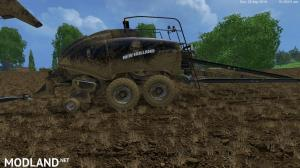 New Holland Pack Bones & Krone Autostack v 1.1 by Eagle355th, 2 photo