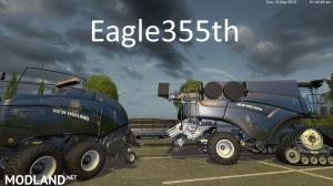 New Holland Pack Bones & Krone Autostack v 1.1 by Eagle355th