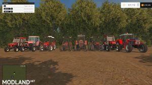 zetor modpack v 1.0 fs15, 1 photo