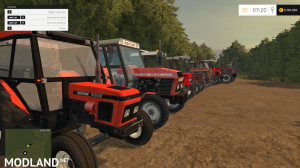 zetor modpack v 1.0 fs15, 9 photo