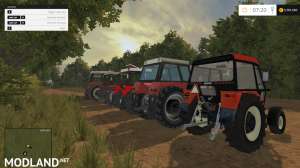 zetor modpack v 1.0 fs15, 10 photo