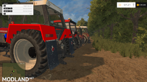 zetor modpack v 1.0 fs15, 11 photo