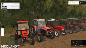 zetor modpack v 1.0 fs15, 12 photo
