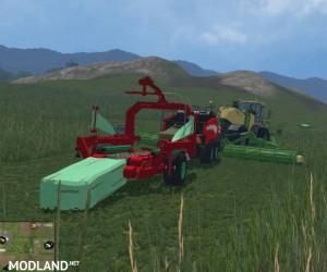 Kverneland Green Silage Package for Square Bales v 1.0, 2 photo