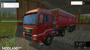 MAN TGS 18440 Pack v1.0, 1 photo