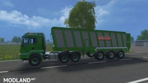MAN TGS AGRAR SET v 2.0, 2 photo