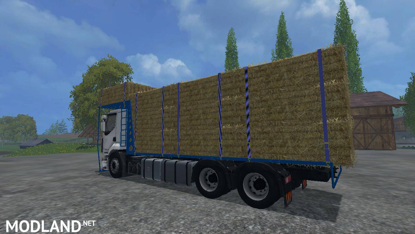 Renault Premium With AutoLoad v2 0 mod for Farming Simulator 2015