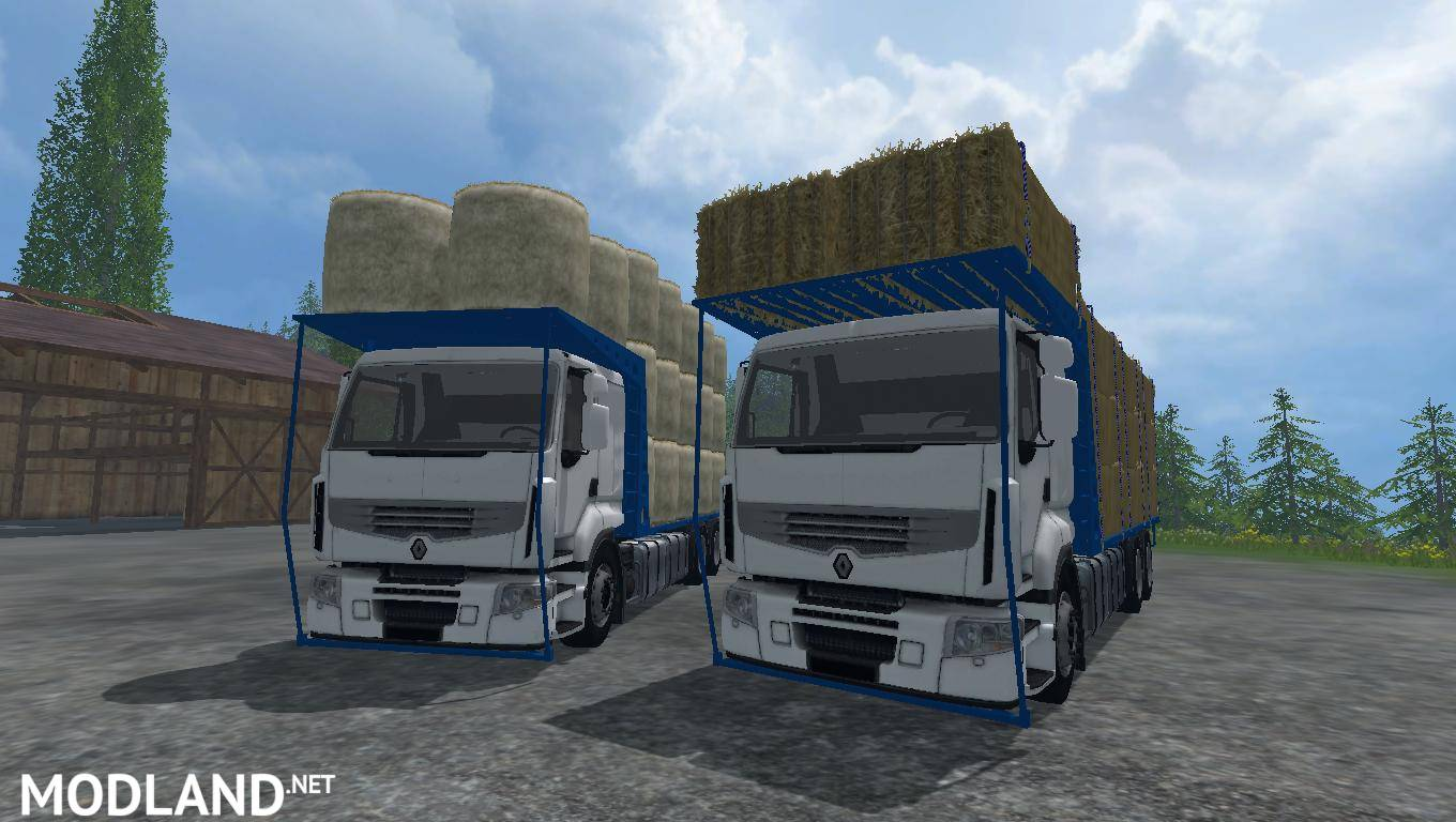 renault premium with autoload v2 0 mod for farming simulator 2015 15 fs ls 2015 mod. Black Bedroom Furniture Sets. Home Design Ideas