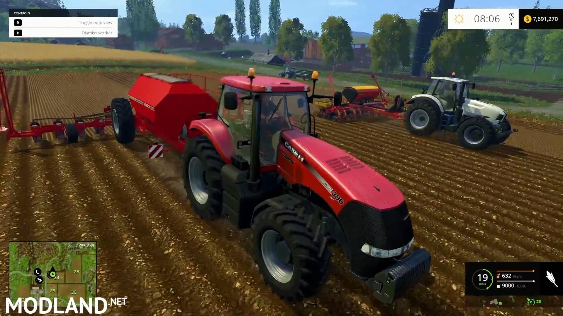 farming simulator 2015 gameplay teaser 5 mod for farming. Black Bedroom Furniture Sets. Home Design Ideas