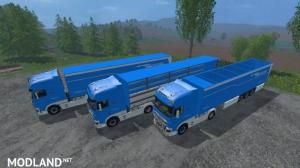 DAF AND CARGOBULL V 1.0