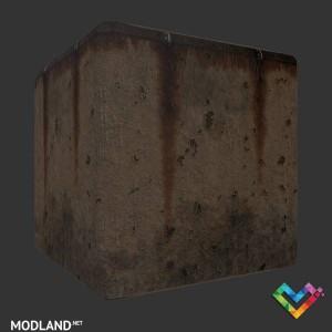 Concrete Cracks Dirtiness Variants v 1.0, 4 photo