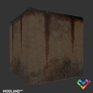 Concrete Cracks Dirtiness Variants v 1.0, 2 photo
