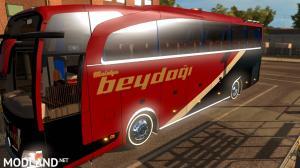 Mercedes Benz Travego 15-17 Malatya Beydagi Skin