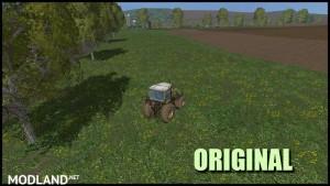 GRASS SOIL TEXTURE Mod v 1.0