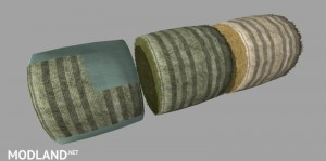 New Round Bale Nets and Siloballenfolie v1.0