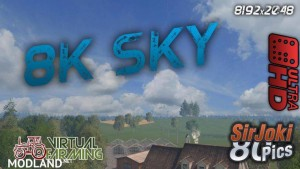 NEW SKY (8K UHD)