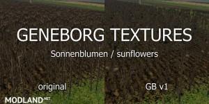 Sunflower Textures v 1.0, 6 photo