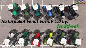 Texture package Fendt Vario 930 v 1.0
