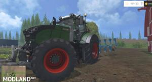 FENDT 1050 WITH GEARBOX AND REAL SOUND FIXED v 1.2, 3 photo